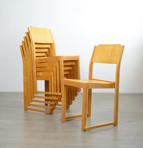 Orchestra Chair by Sven Markelius