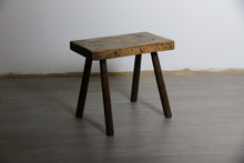 Load image into Gallery viewer, Mid Century Rustic Milking Stool