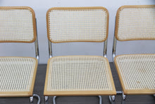 Load image into Gallery viewer, Set Of 4 Stacking Cesca Style Chairs