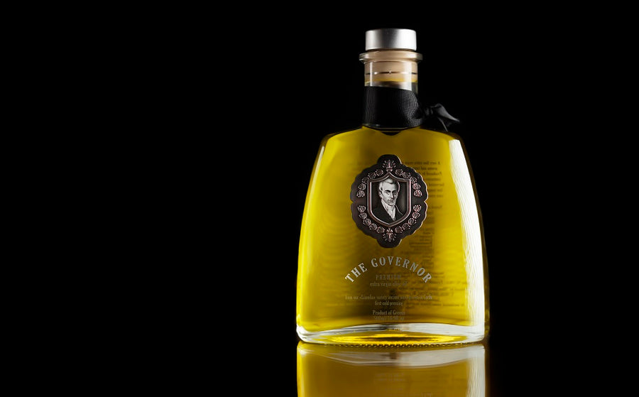The Governor, Premium Edition Cold-Pressed Extra Virgin Olive Oil (2021 edition) - Subscription