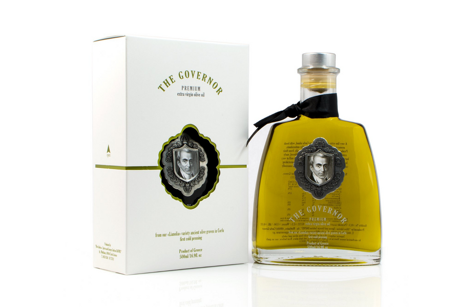 The Governor Premium Edition Cold-Pressed Extra Virgin Olive Oil