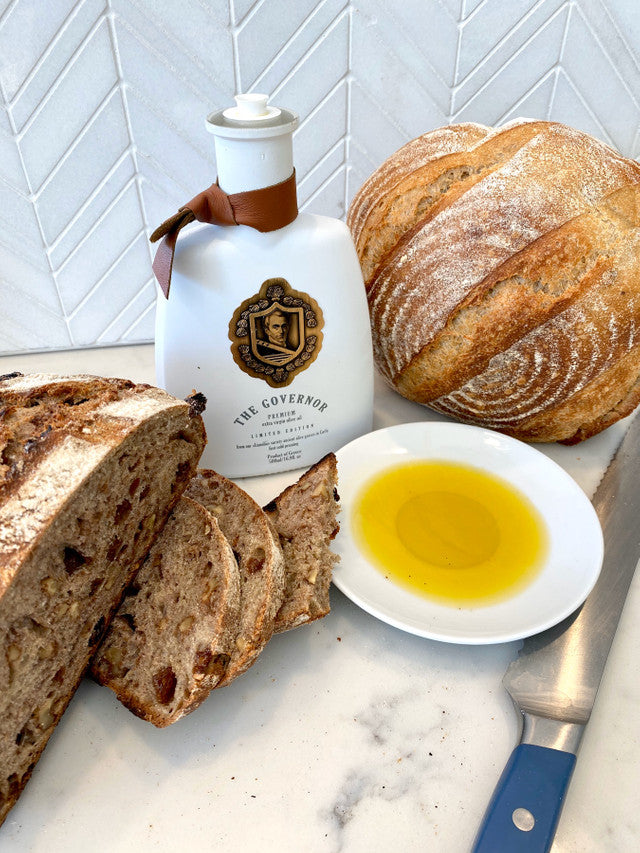 The Governor, Limited Edition Early Harvest Extra Virgin Olive Oil (2021 edition) – Subscription