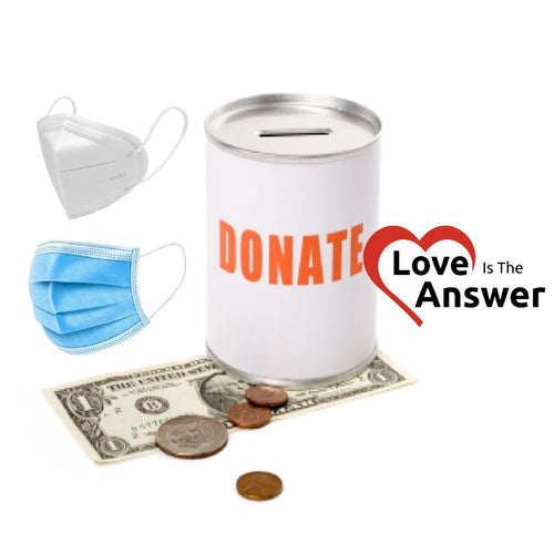 Your Donations Make a Difference! - Love Is The Answer Charity
