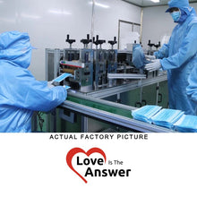 Load image into Gallery viewer, Disposable Earloop Mask Level 2 - Love Is The Answer Charity
