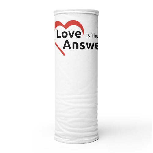 Neck Gaiter - Love Is The Answer Charity