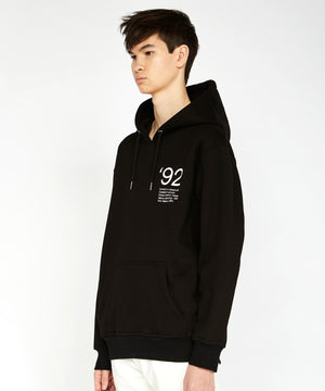 Privé Alliance Men's Playground Hoodie Black