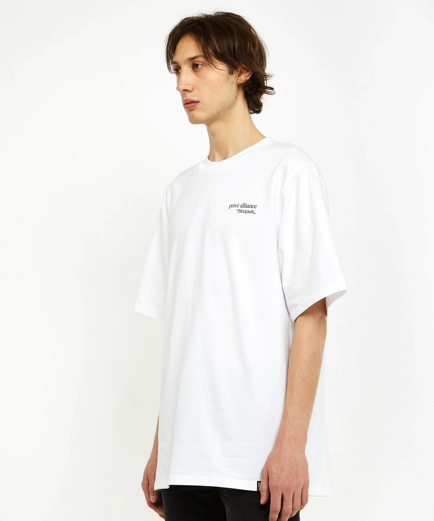 Privé Alliance Men's Escape T-shirt White