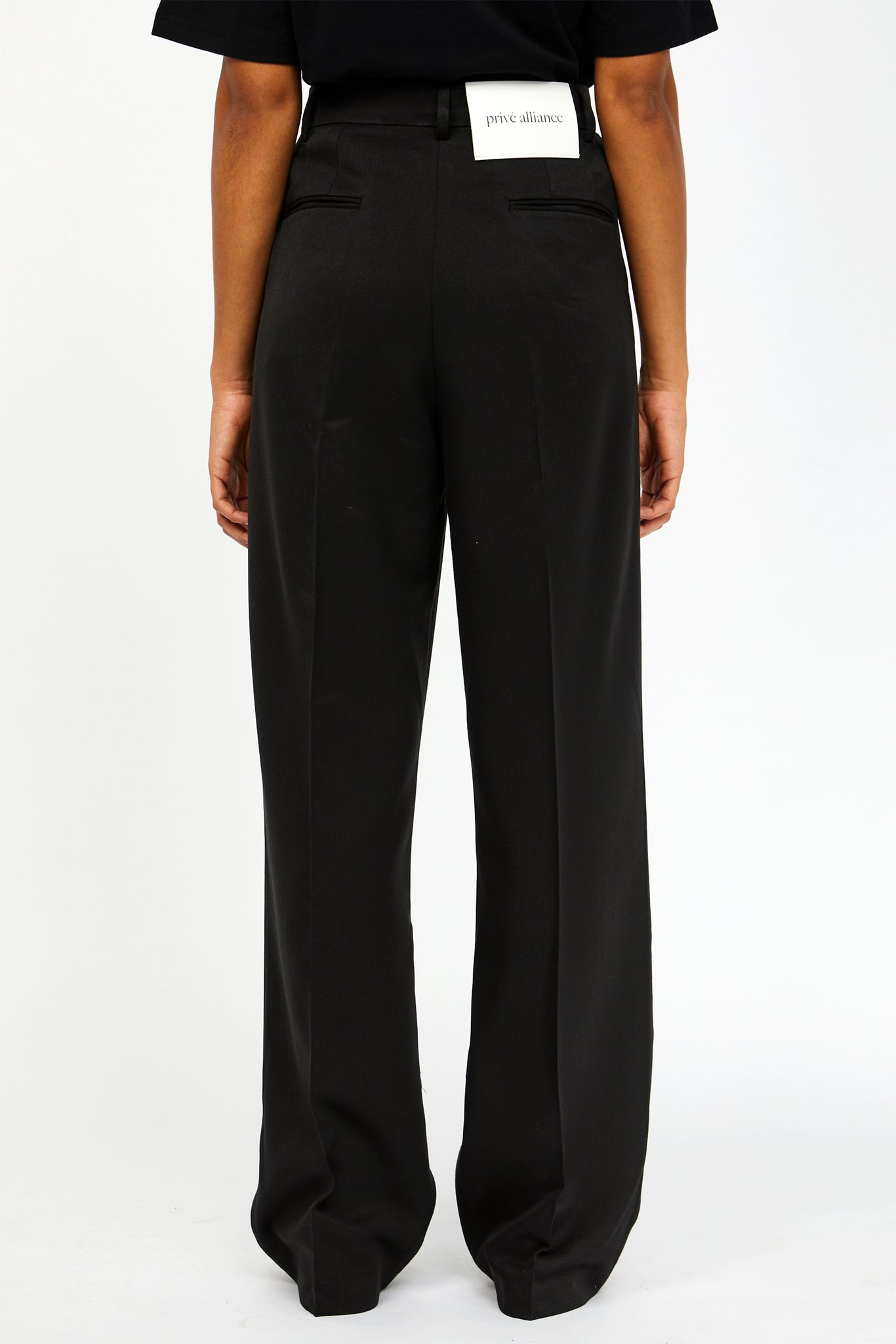 Privé Alliance Women's Metro Pants - Black