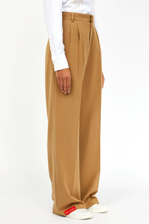 Privé Alliance Women's Metro Pants - Camel