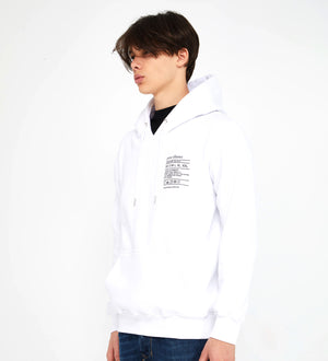 Privé Alliance Men's Inclusive Label Hoodie