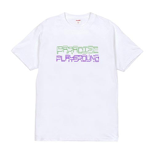 Digital Playgrounds T-shirt - White