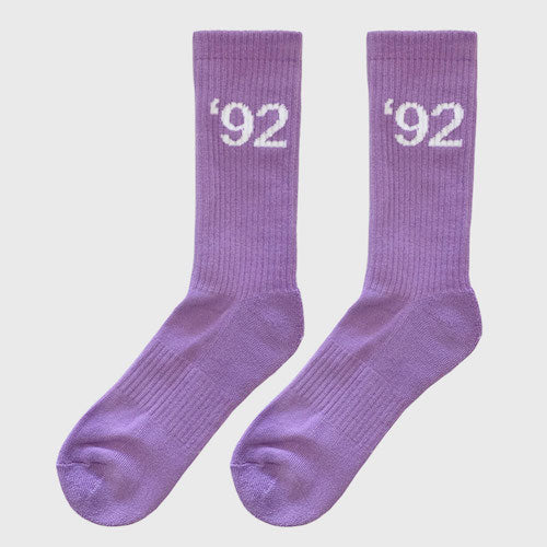 Privé Alliance '92 Socks Lilac