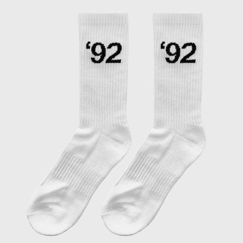 Privé Alliance '92 Socks White