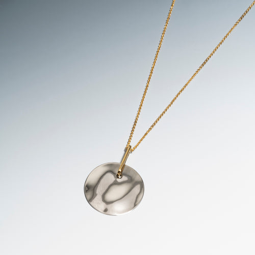 Lunar Necklace Moon