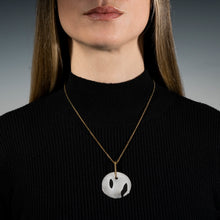 Load image into Gallery viewer, Lunar Necklace Moon