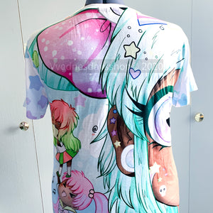 Reach for the Stars All Over Print Shirt