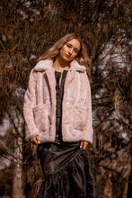 Load image into Gallery viewer, Almost Famous Faux Fur Jacket Coat
