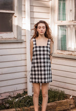 Load image into Gallery viewer, The Beautiful Strangers Gingham Mini Slip