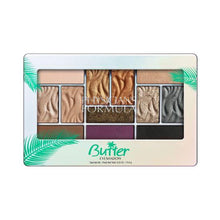 Butter Eyeshadow Palette - Sultry Nights
