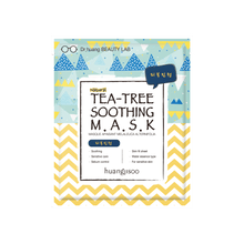 Tea-Tree Soothing Mask 5 Pack Sheet Masks