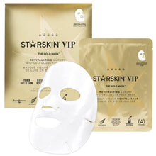 The Gold Mask™ VIP Revitalizing Luxury Bio-Cellulose Face Mask