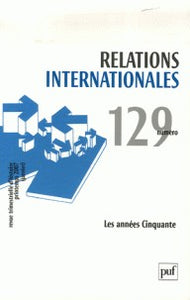 RELATIONS INTERNATIONALES N129