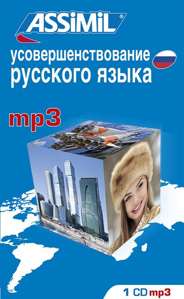 ASSIMIL. CD PERFECTIONNEMENT RUSSE MP3