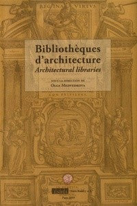 BIBLIOTHEQUES D'ARCHITECTURE