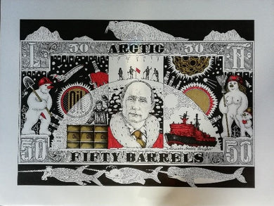 ARCTIC FIFTY BARRELS