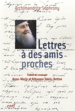 LETTRES A DES AMIS PROCHES