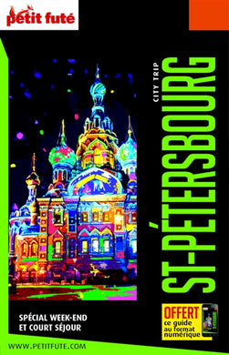 SAINT PETERSBOURG CITY TRIP