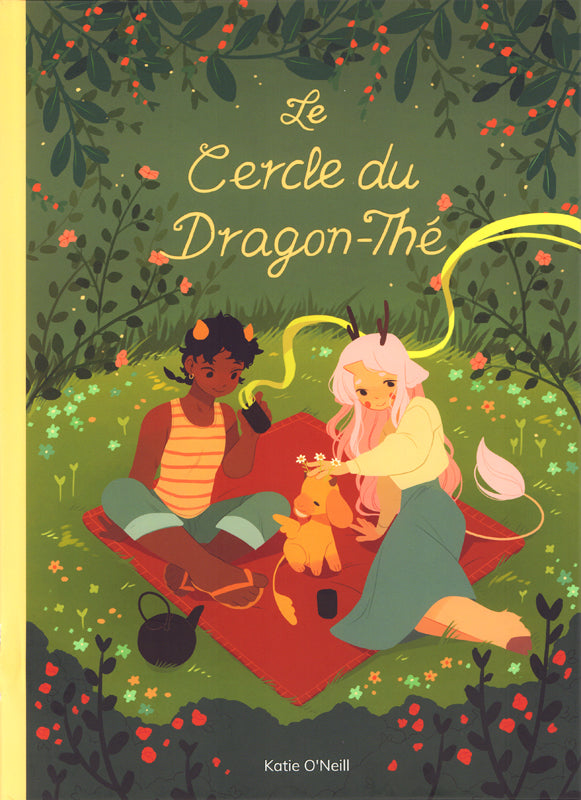 LE CERCLE DU DRAGON-THE