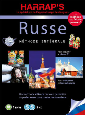 RUSSE. METHODE INTEGRALE
