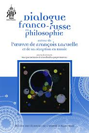DIALOGUE FRANCO RUSSE EN PHILOSOPHIE