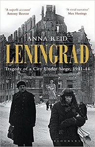 LENINGRAD. TRAGEDY OF A CITY UNDER SIEGE. 1941-1944