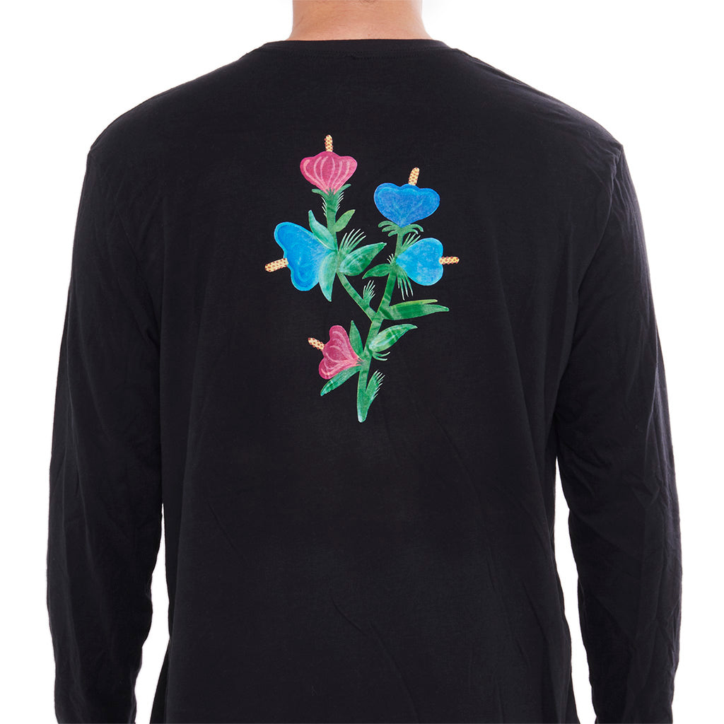 Wax Mallow Long Sleeve