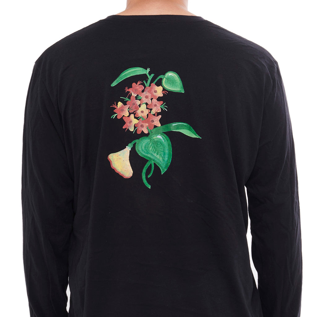 Flaming Katy Long Sleeve