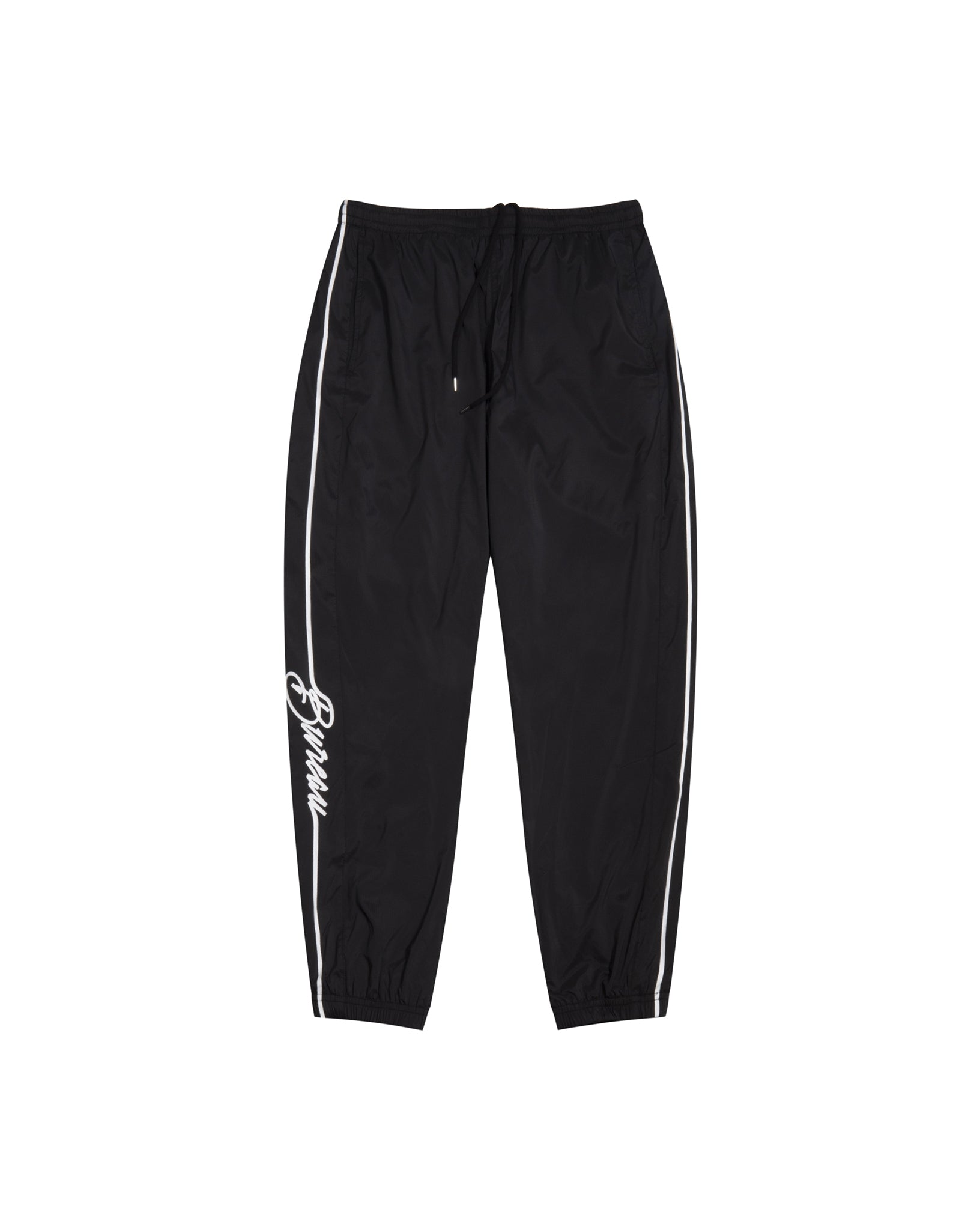 Black Men's Track Pants