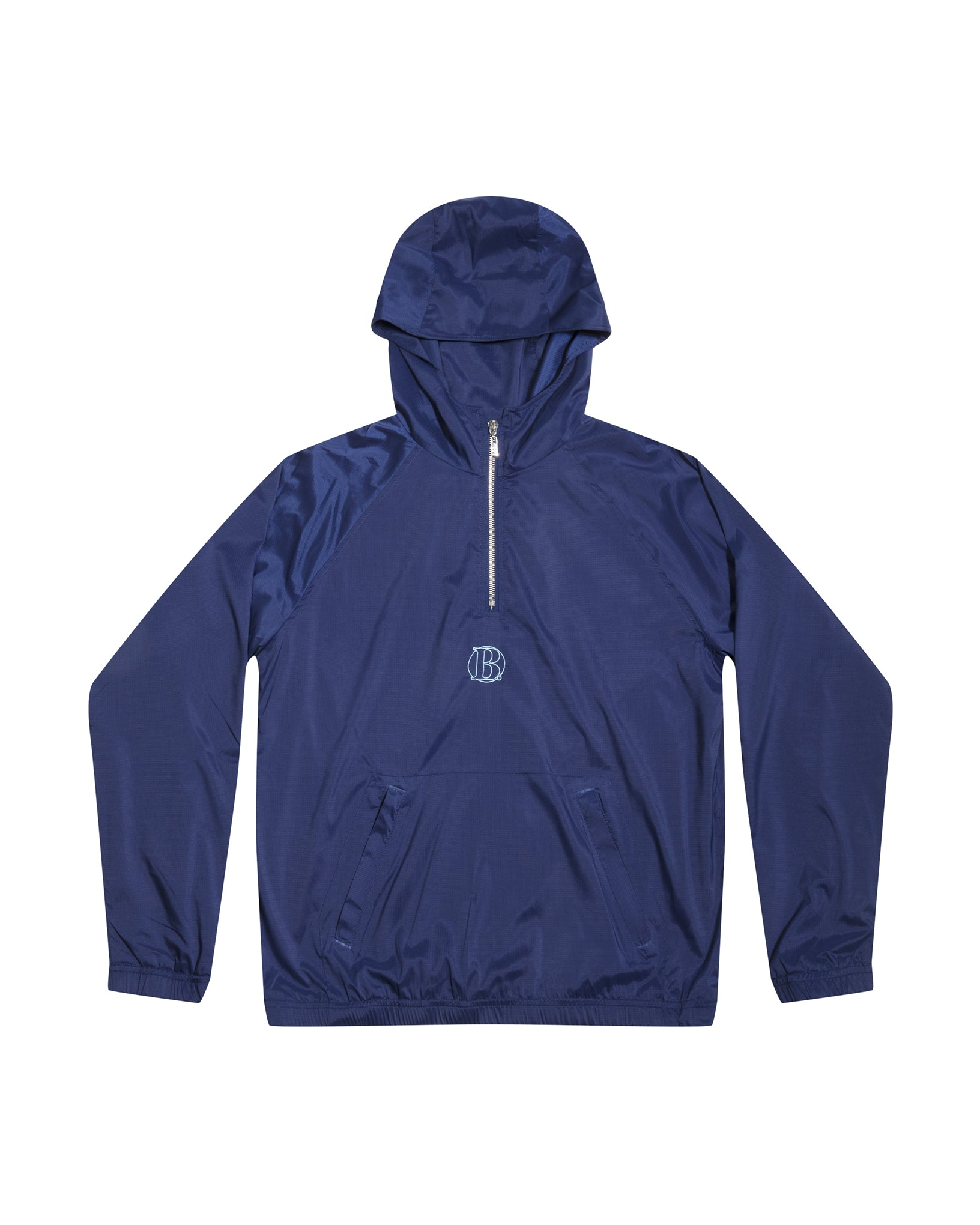 Navy Blue Men's Track Jacket