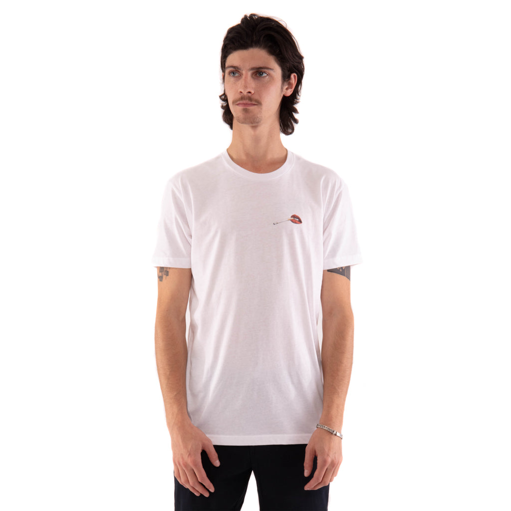 Cigarette Lips T-Shirt