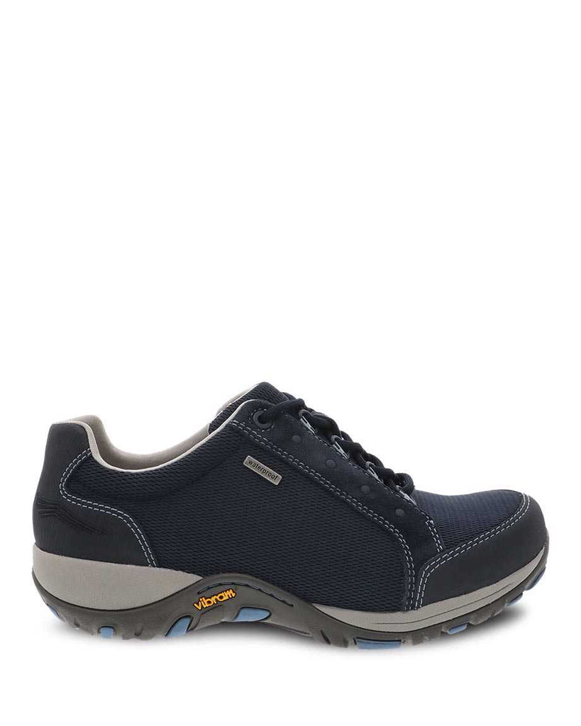 Peggy Navy Suede