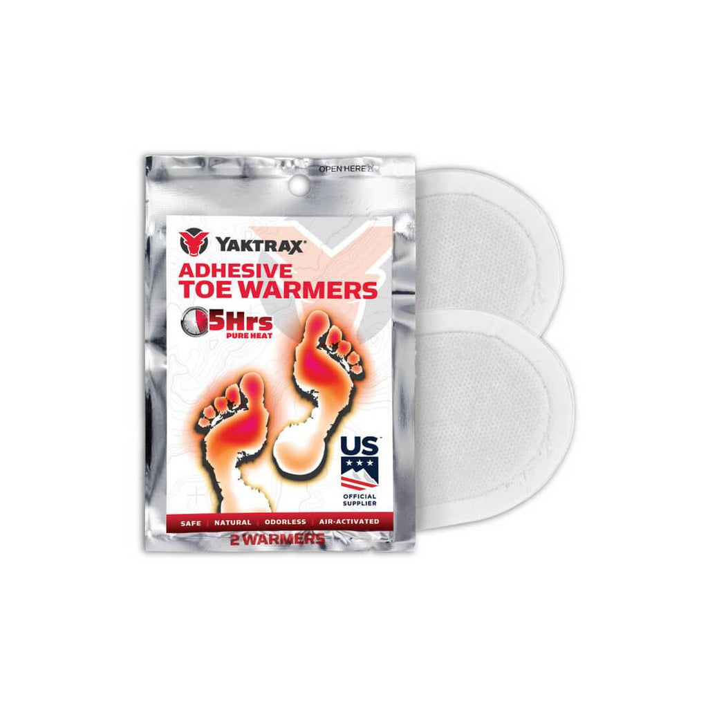 Adhesive Toe Warmers (2 Pack)