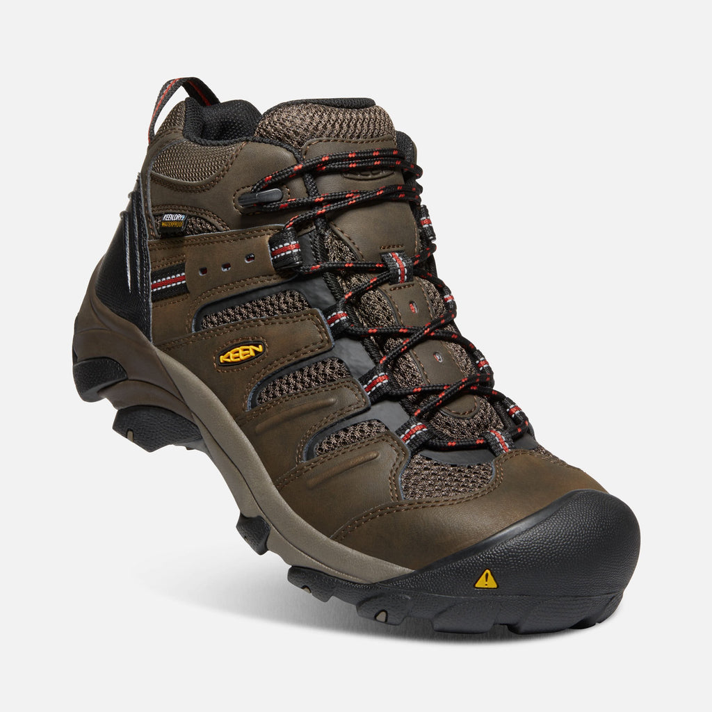 Lansing Mid Waterproof Wide (Steel Toe)