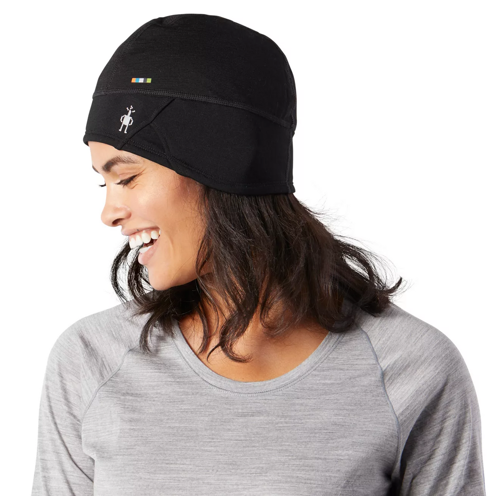 Merino Sport Fleece Training Beanie
