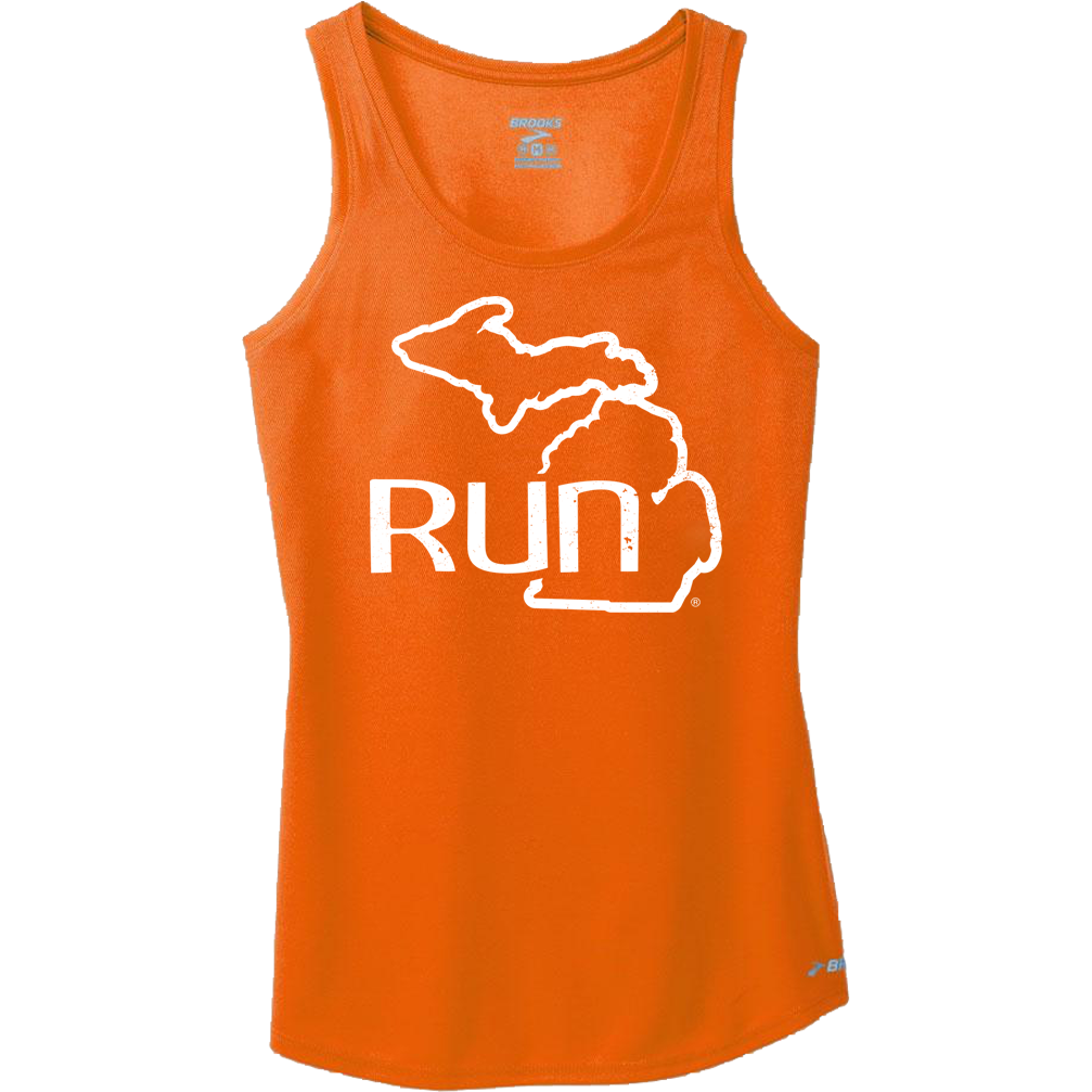 Run the Mitt Podium Tank