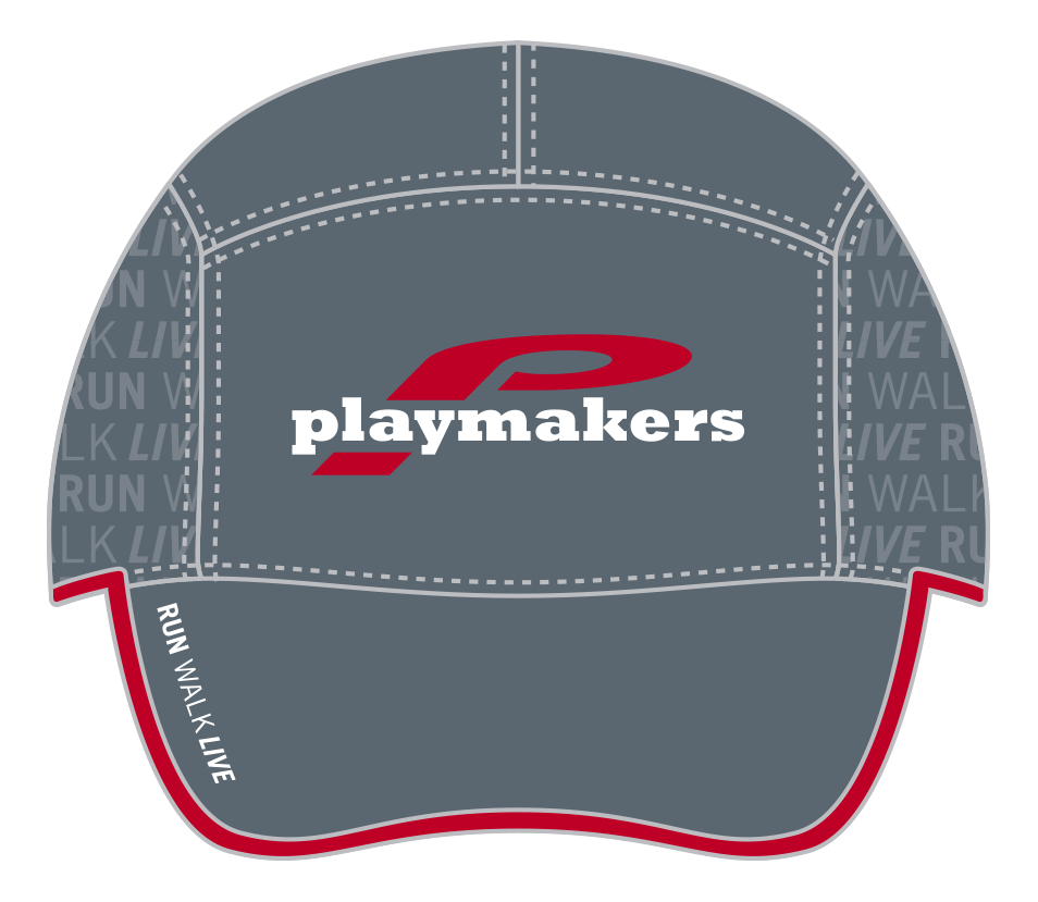 Playmakers Run Hat