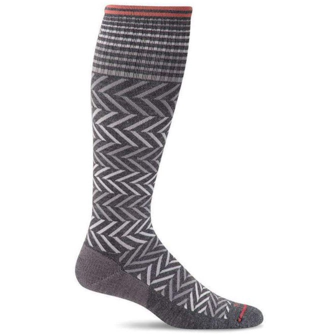 Chevron Knee High
