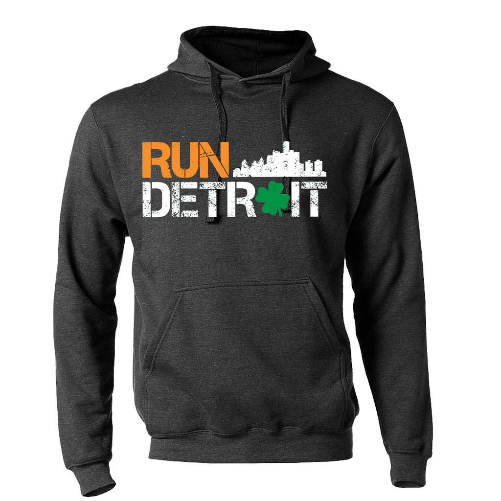 Run Detroit Corktown Hoody