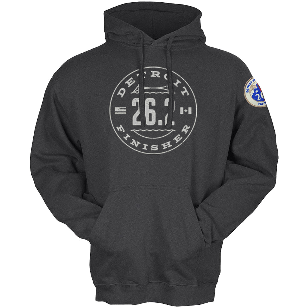 Detroit Finisher Hoodie (13.1 or 26.2)