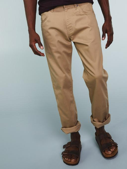 "Performance Twill Jeans - Regular (32"" inseam)"